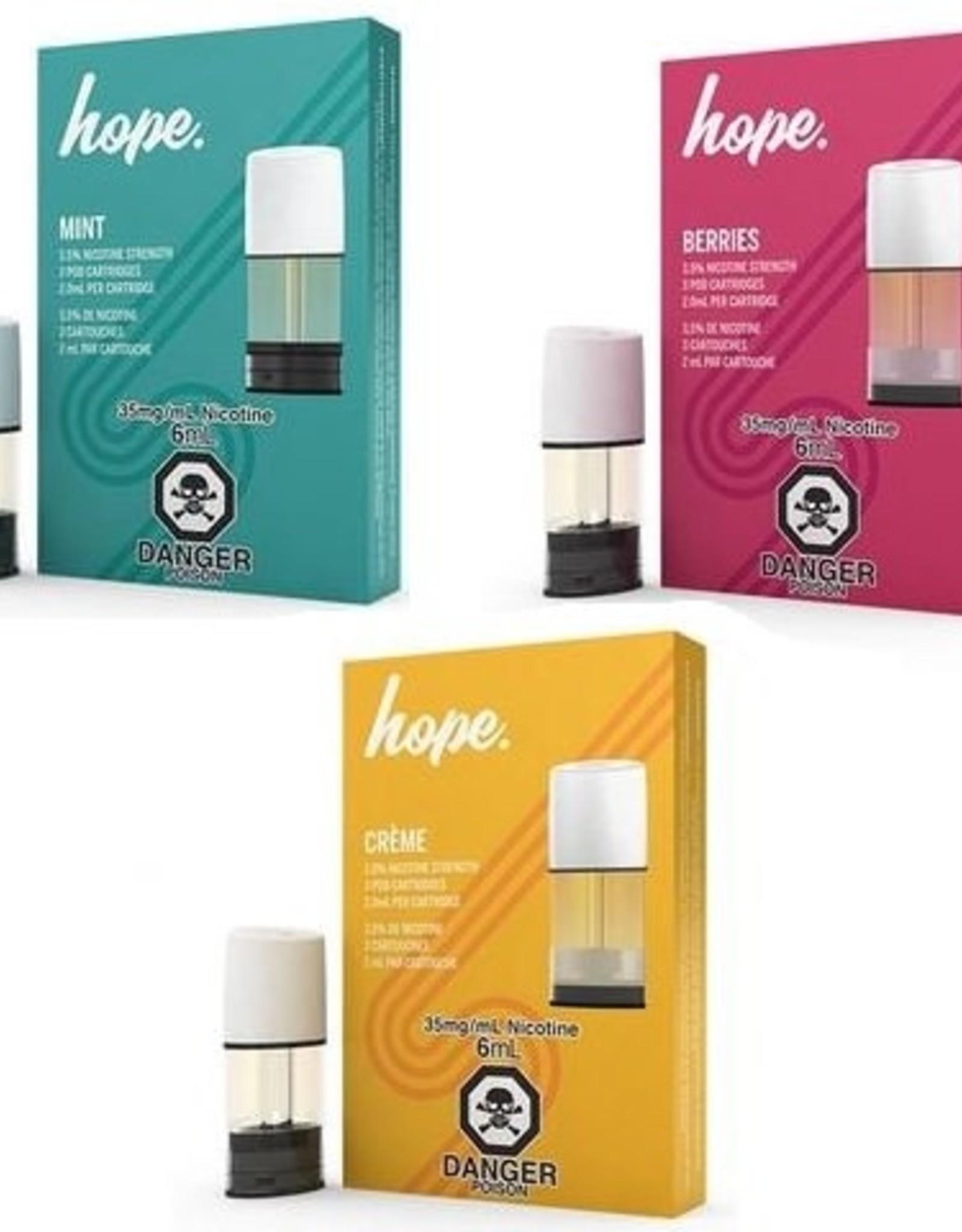 HOPE STLTH POD PACK HOPE