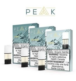 PEAK STLTH POD PACK PEAK