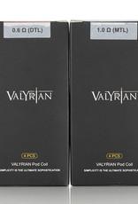 Uwell Uwell Valyrian Pod Coils