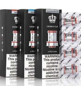 Uwell UWELL CROWN 4 COILS (4 PACK)