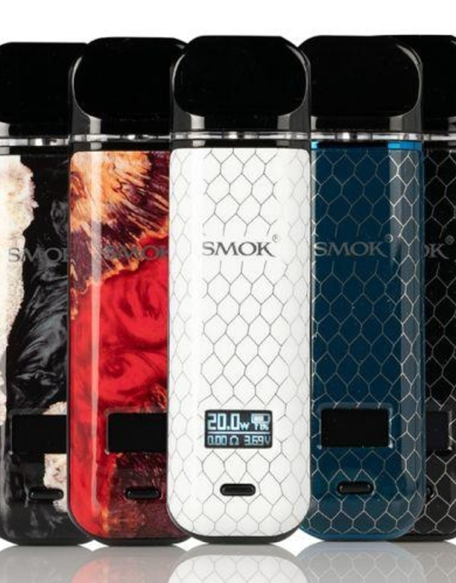 SmokKit Smok Novo X Open Pod Kit