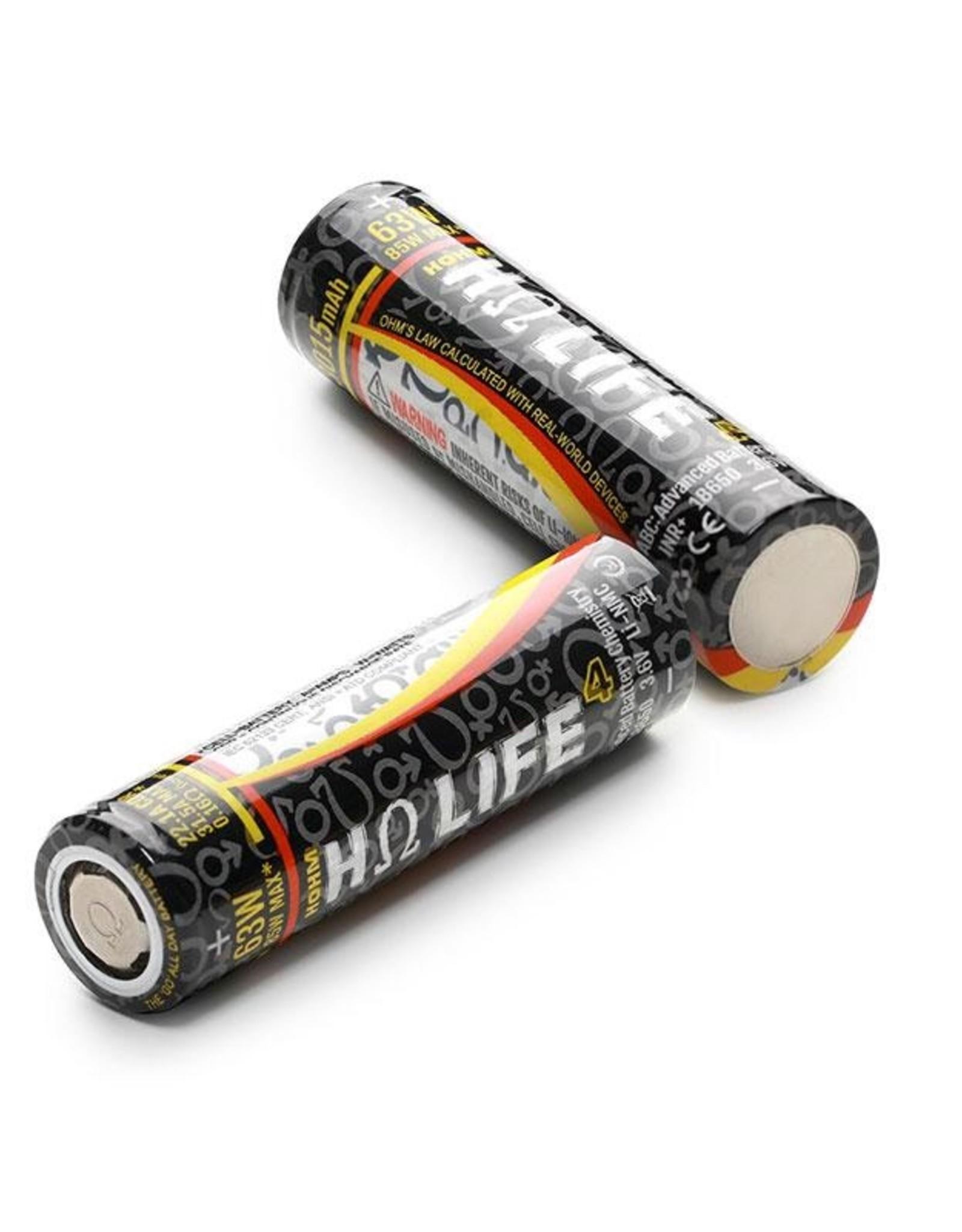 HohmTech Hohm Tech Life 18650 3015mAh 22.1A Battery