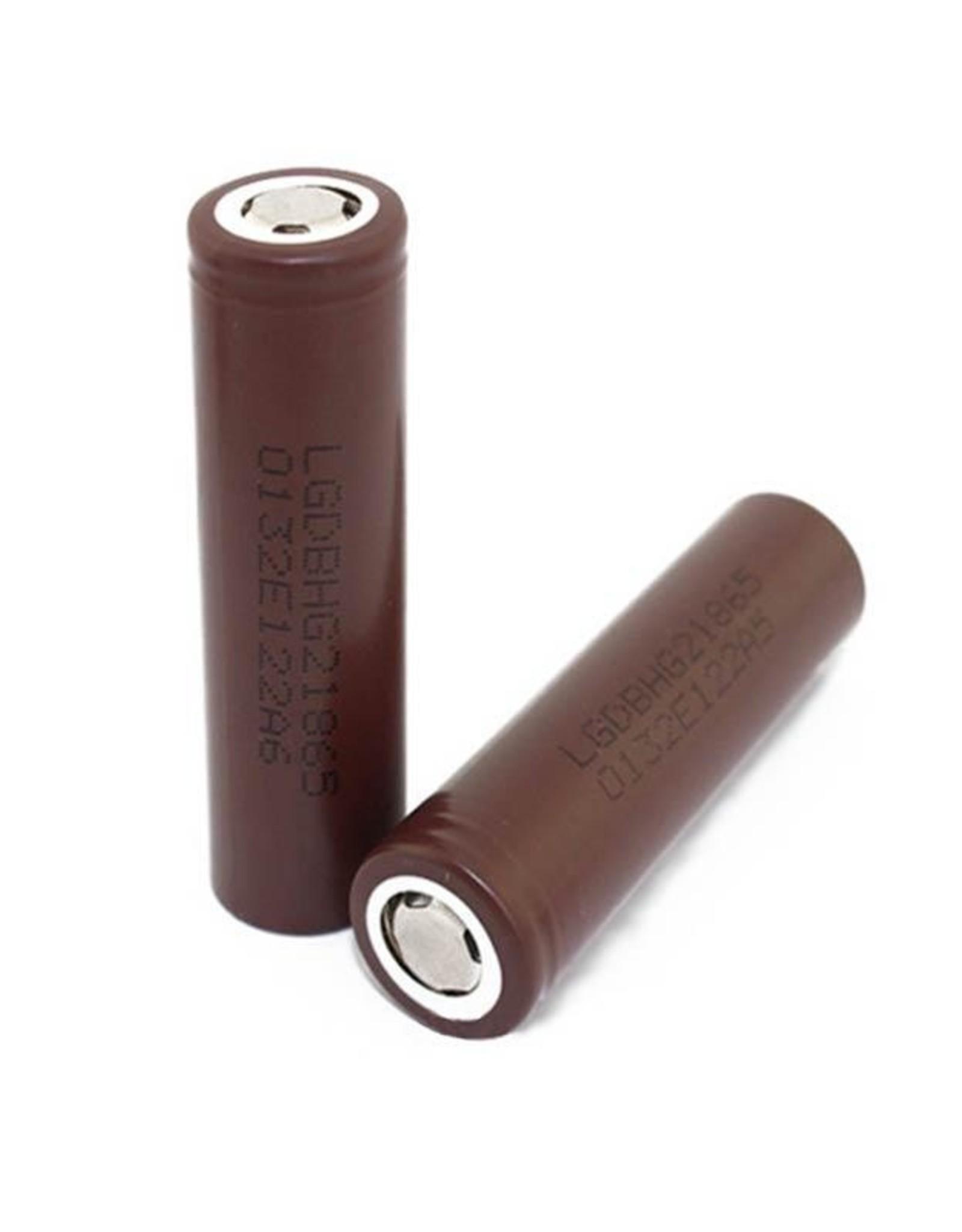 LG LG HG2 18650 3000mAh 20A Battery
