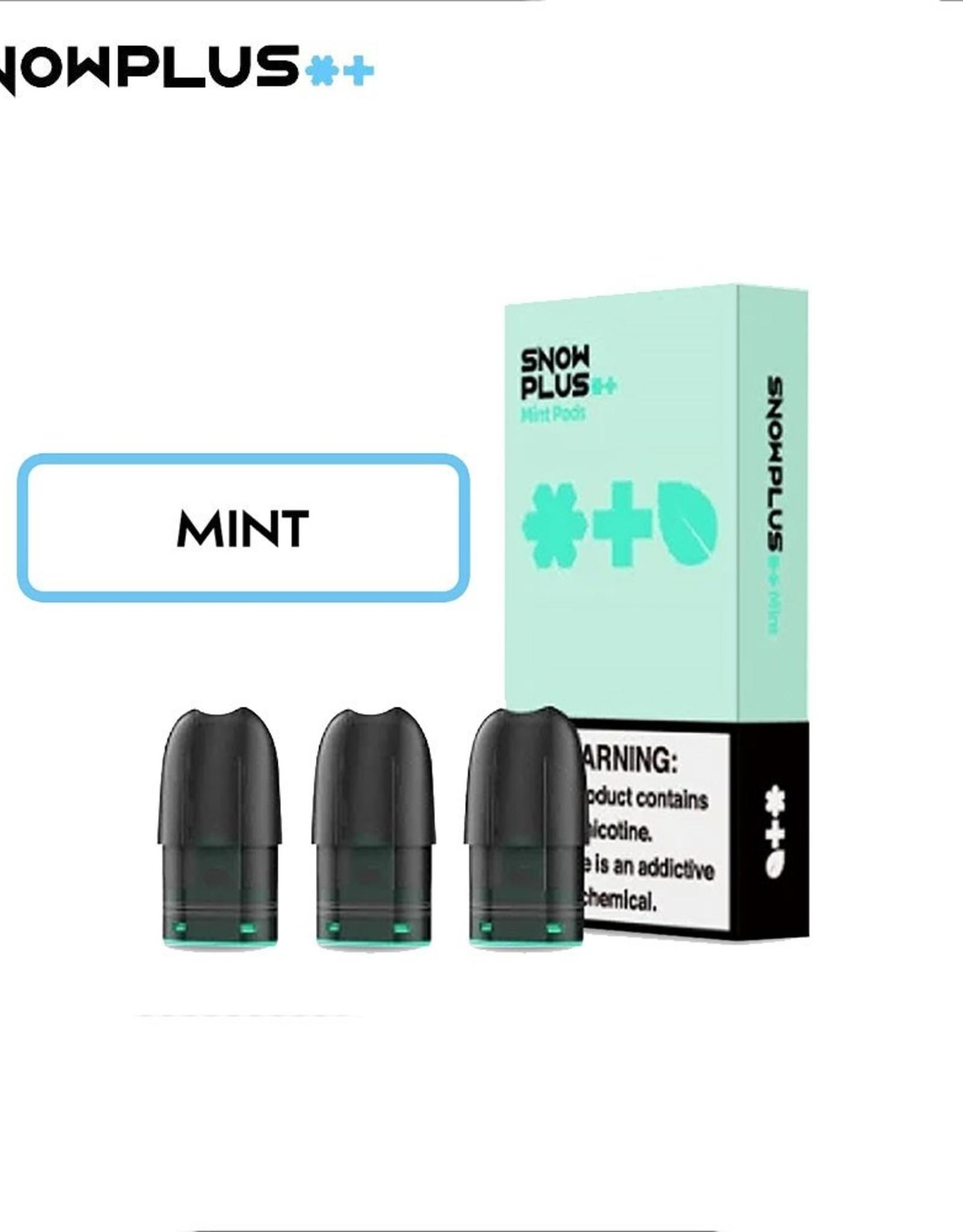 SnowPlus SnowPlus  Mint 50MG