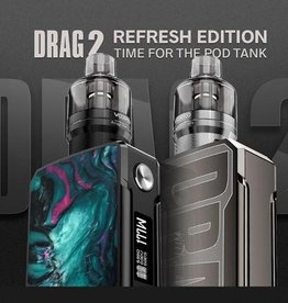VoopooKit VOOPOO DRAG 2 REFRESH EDITION KIT WITH PNP TANK