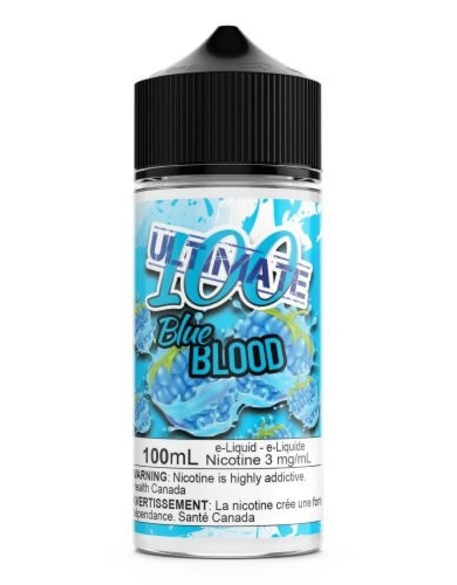 Ultimate 100 Ultimate 100 (100 mL) Blue Blood 3