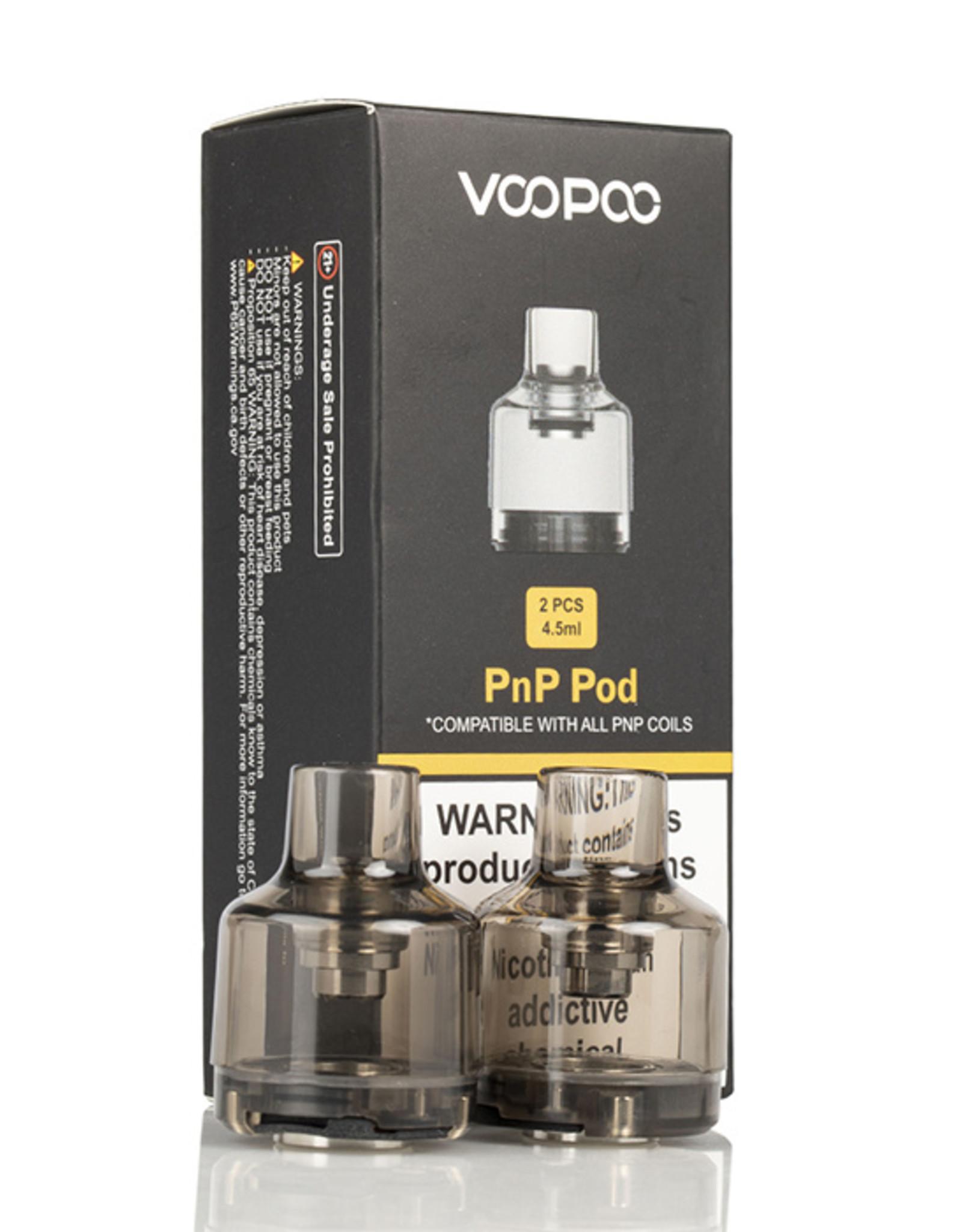 VOOPOO DRAG X/S PNP EMPTY POD (2 PACK)