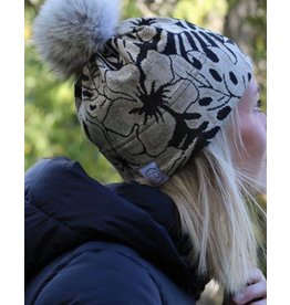 EDDESIGN TUQUE TROPICAL GOLD
