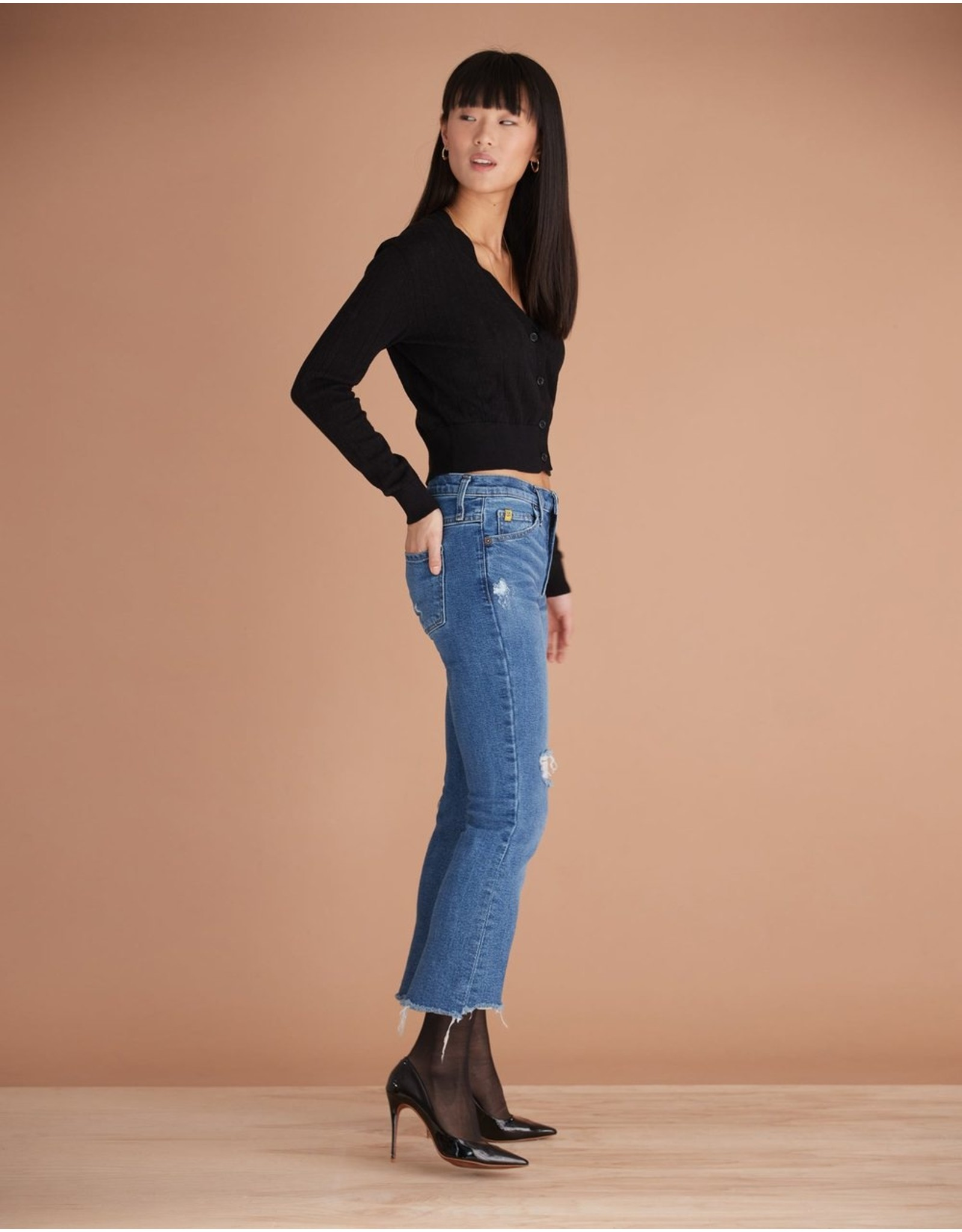 YOGA JEANS 2065CL-A26 ALEX COUPE EVASEE
