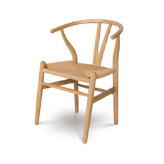 WILLOW DINING CHAIR NATURAL