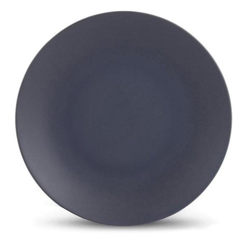 "GRANITO DINNER PLATE 10.5"" STONEWEAR BLACK"