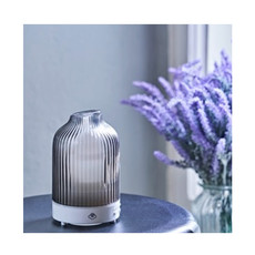FOUNTAIN ESSENTIAL OIL DIFFUSER W/LED LIGHTS