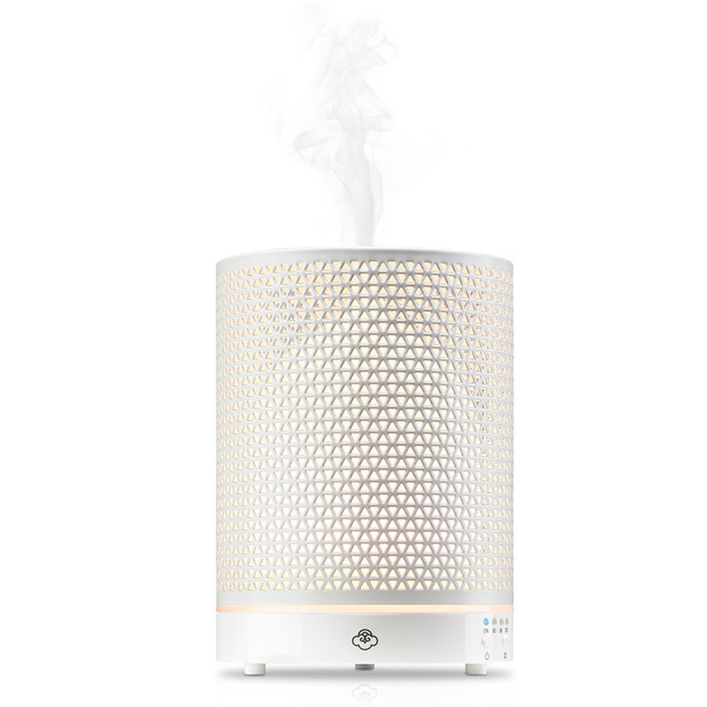 ASTERISM ESSENTIAL OIL DIFFUSER W/LED LIGHTS