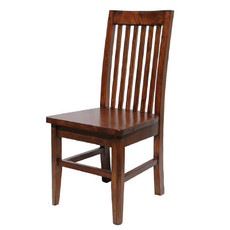 COAST DINING CHAIR BROWN