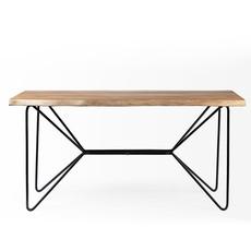 RAVEN LIVE EDGE TABLE SMALL