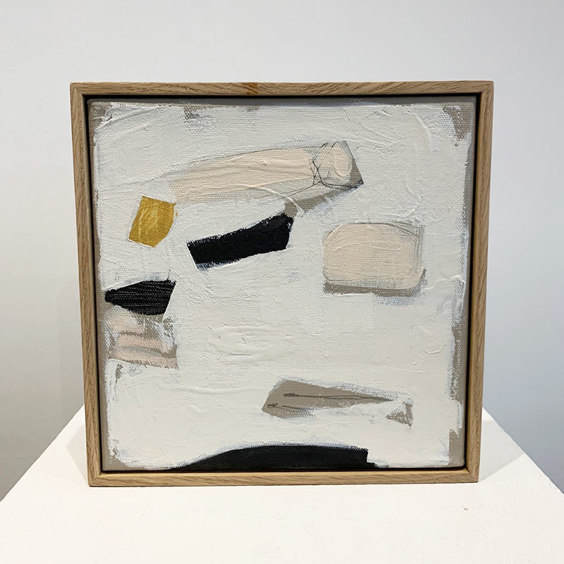 """CHELSEY HORNSBY ORIGINAL """"IT'S COMPLICATED"""" 8"""" OAK FRAME ($175 EACH)"""