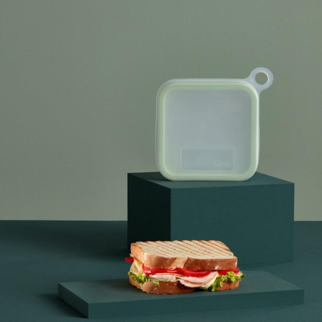 LEKUE RE-USE SANDWICH CASE
