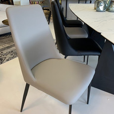 MALMO DINING CHAIR TAUPE