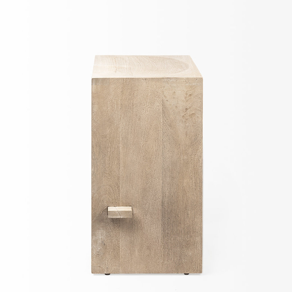 DOCK COUNTERSTOOL WOOD NATURAL