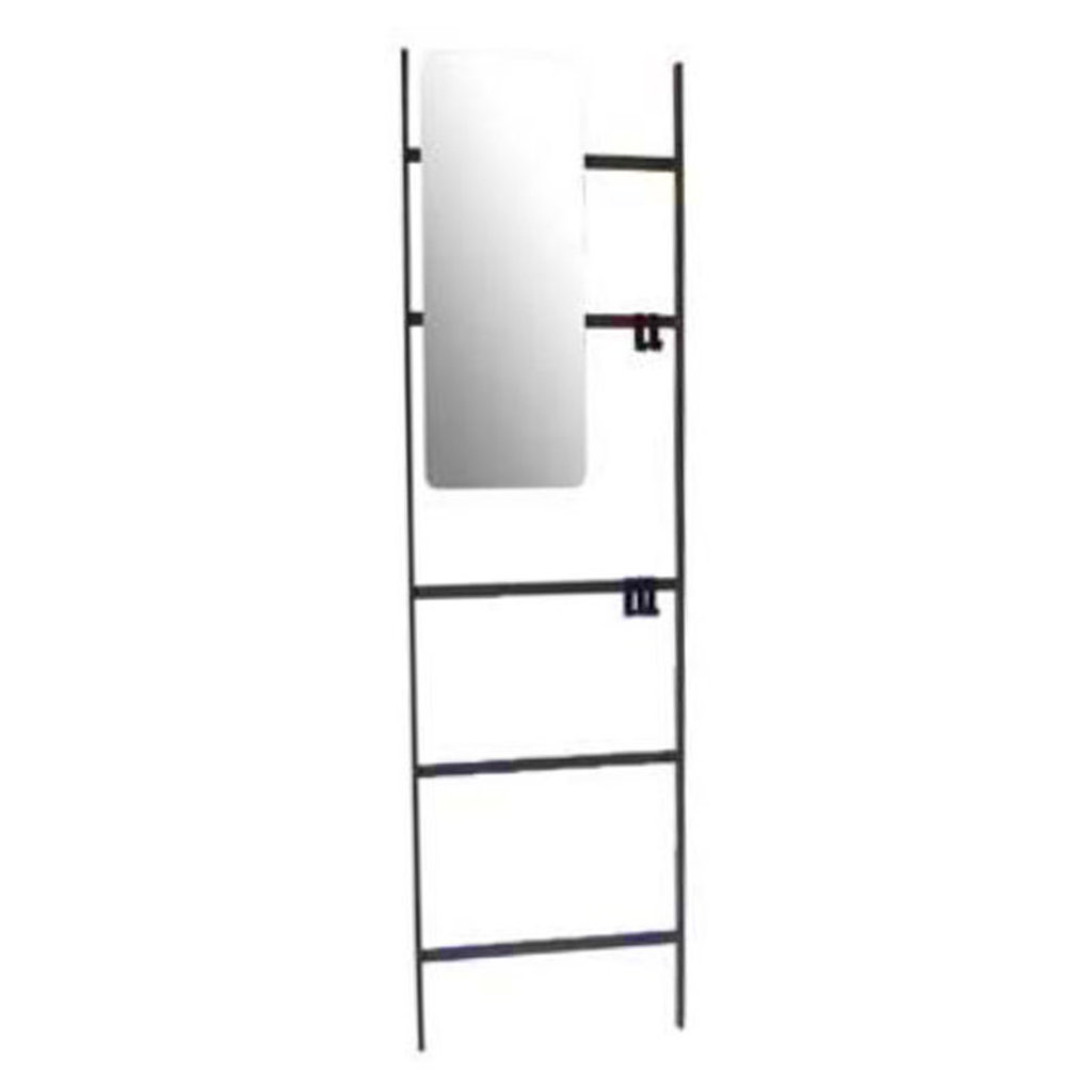PLATO WALL LADDER AND MIRROR
