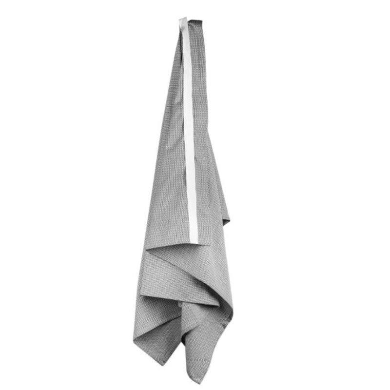 Wellness Towel Morning Grey