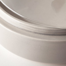 DESERT CLOCHE GLASS AND CERAMIC