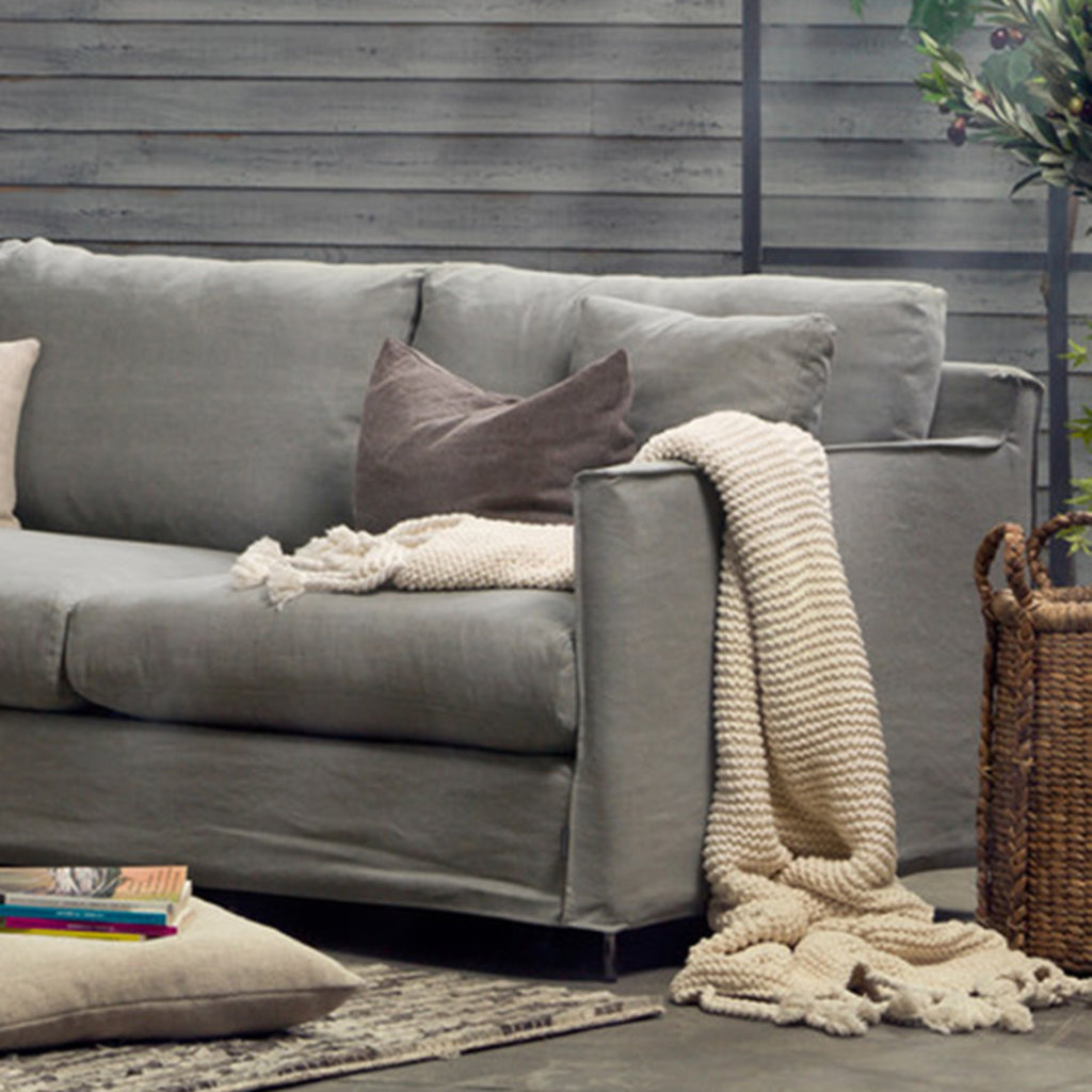 PETITO FEATHER FILLED SOFABED by Furninova Sweden