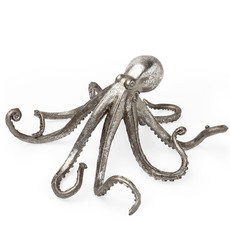 MISTER EIGHT OCTOPUS LARGE SILVER