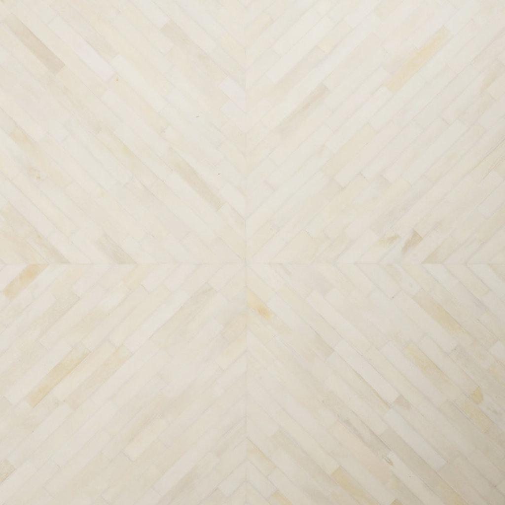 CHARLESTON COFFEE TABLE BONE WHITE