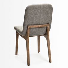 DETROIT DINING CHAIR GREY
