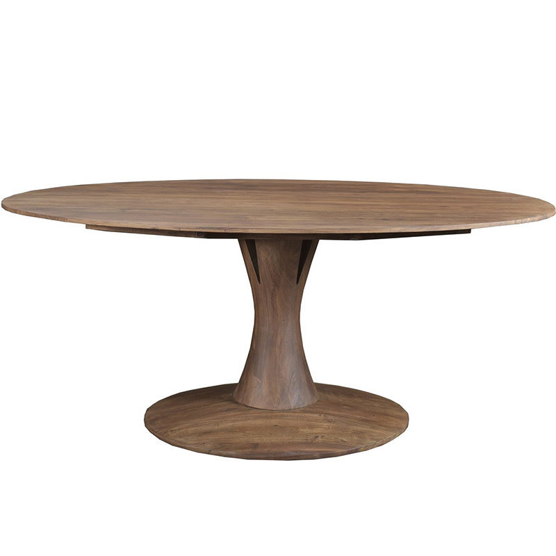 PORTLAND OVAL DINING TABLE