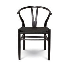 WILLOW DINING CHAIR BLACK