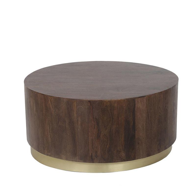 MASON COFFEE TABLE ROUND