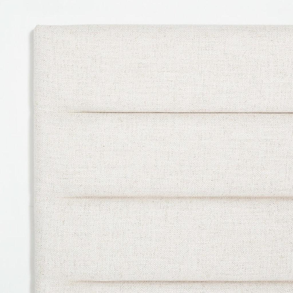 GEMINI BED WHITE SAND