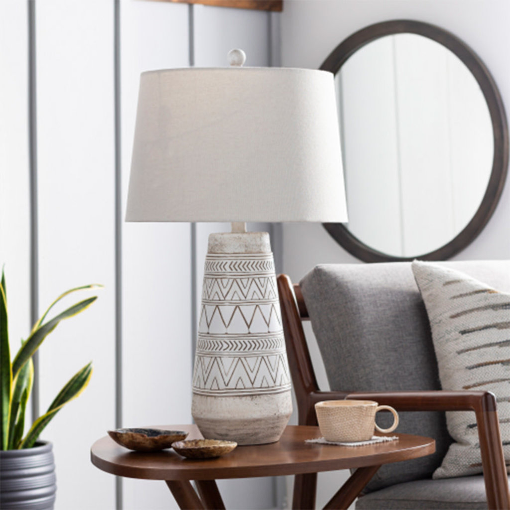 TYRUS TABLE LAMP