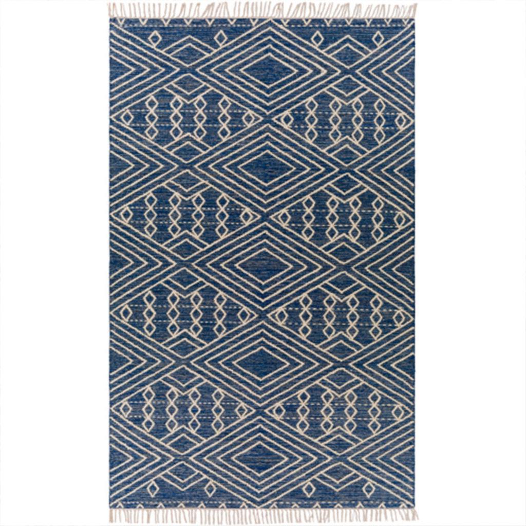 BEDOUIN 6' X 9' BLUE