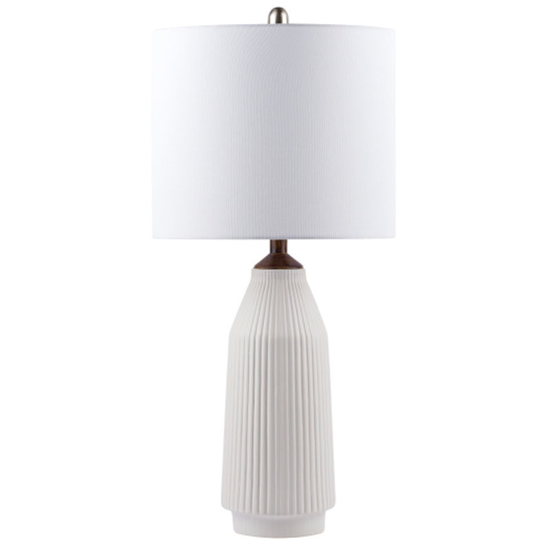COSTA TABLE LAMP WHITE