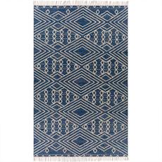 BEDOUIN 8' X 10' BLUE