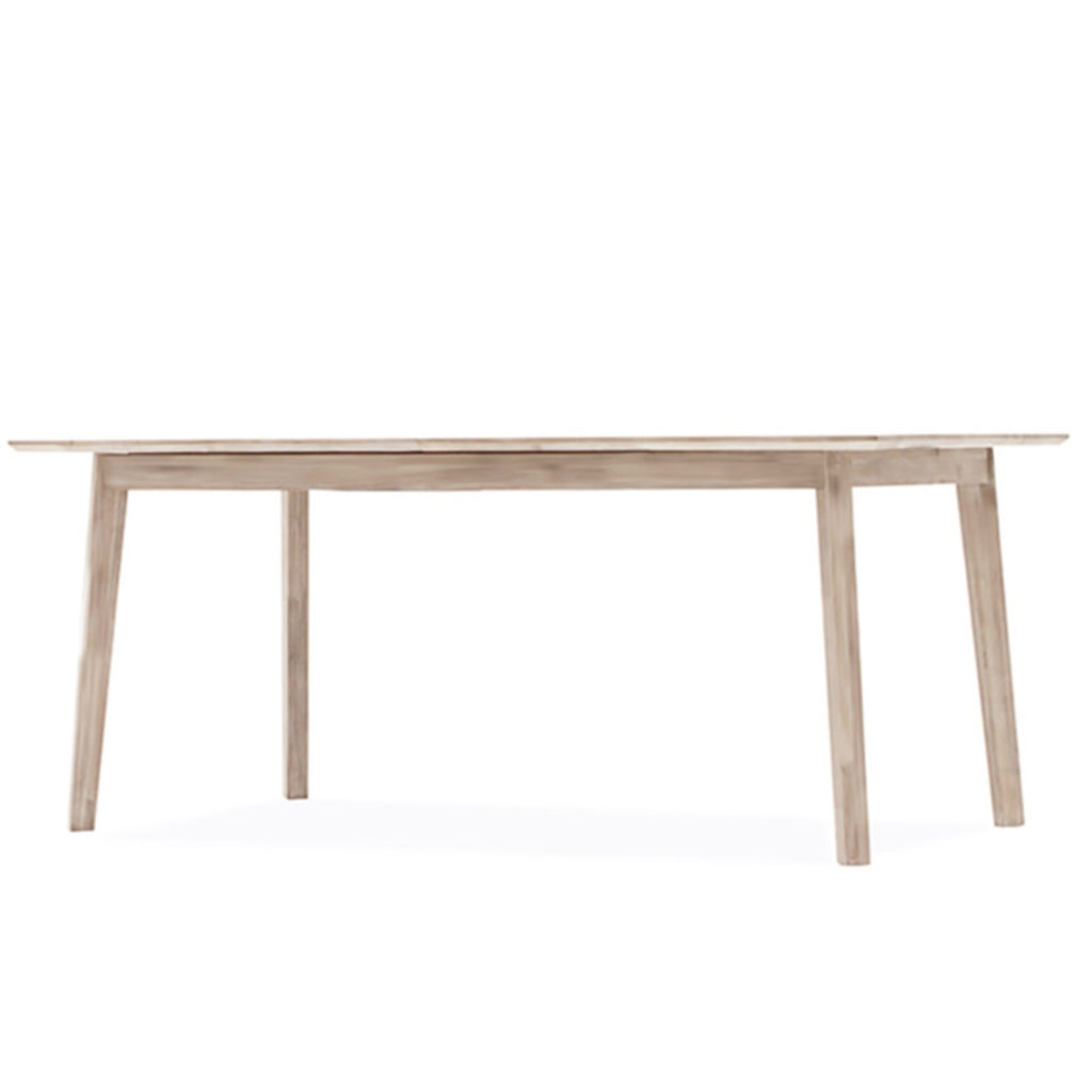 """ISAAC EXTENSION DINING TABLE 71"""" TO  102"""""""