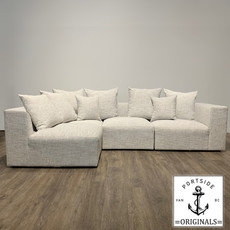 HARBOUR SECTIONAL WHITE SAND