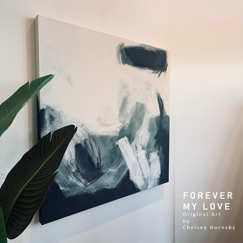 FOREVER MY LOVE Original by Chelsey Hornsby