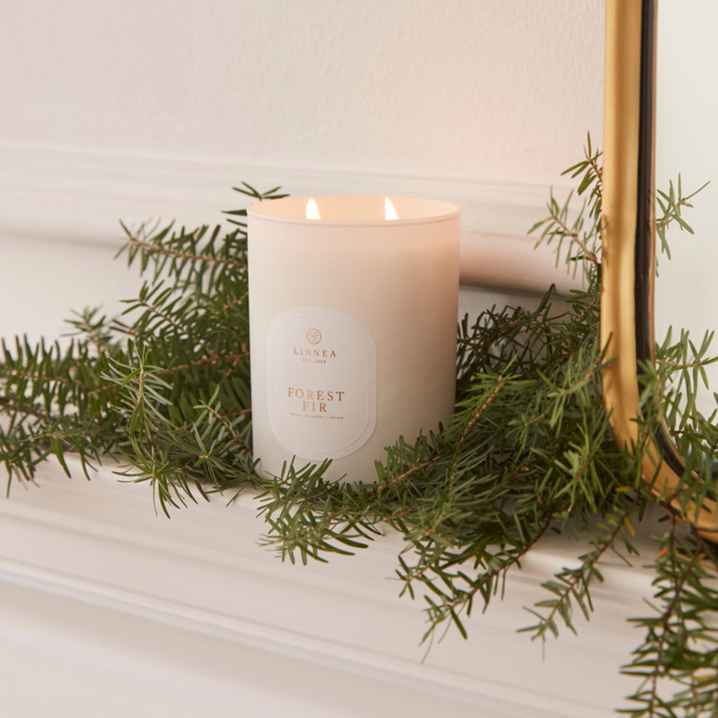 FOREST FIR - LINNEA Two Wick Candle