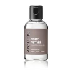 White Vetiver Hand Sanitizer- 1.5oz