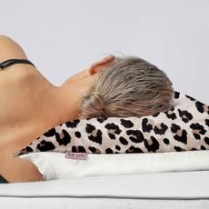 Towel Pillow Cover - Leopard