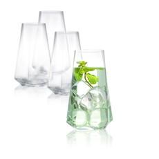 Infiniti Highball Glasses, 18 Oz Set of 4