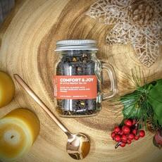 Mini Mason Jars - Comfort and Joy