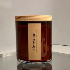 Atelier 880 Firewood Scented Candle
