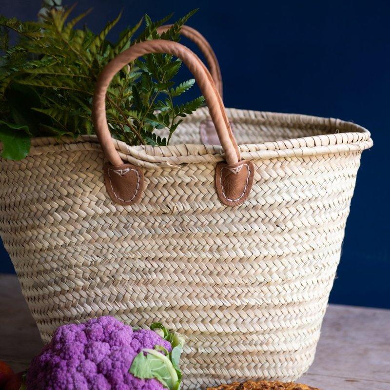 Short Handled Market Basket