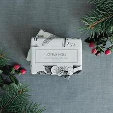 Joyeux Noel Seasonal Holiday Shea Butter Soap Bar