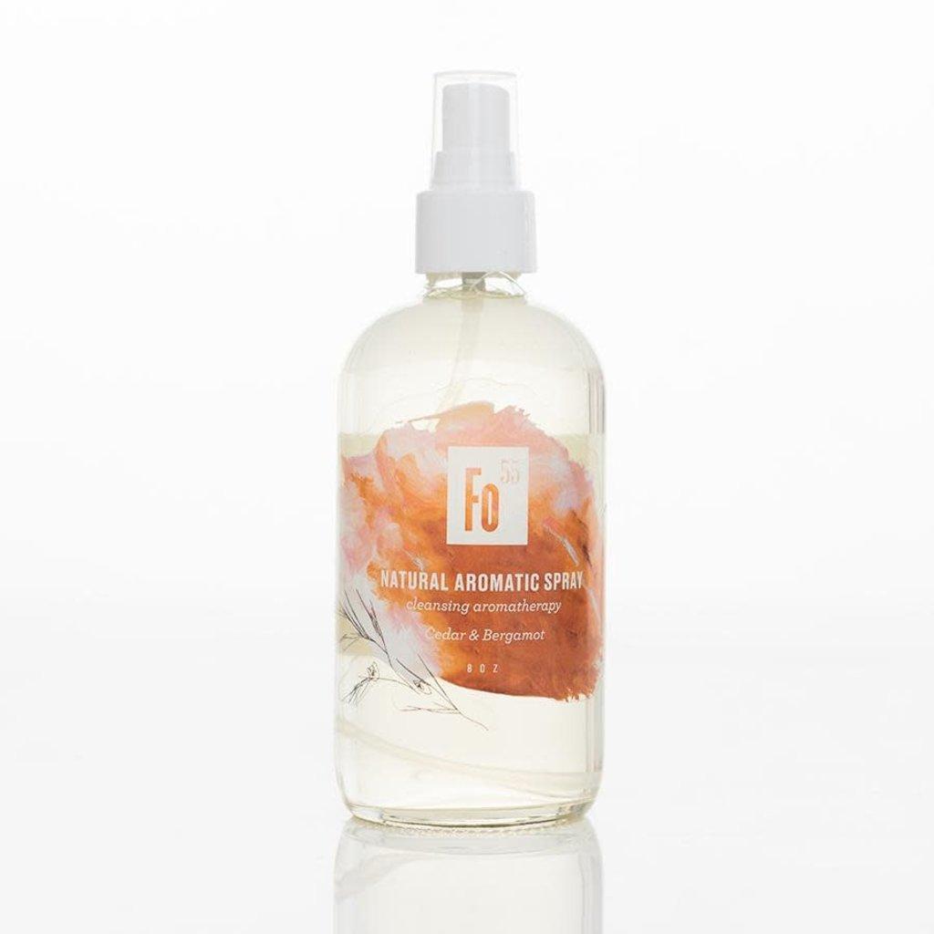 Cedar & Bergamot - Natural Room Spray